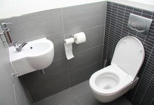 Ремонт туалета под ключ